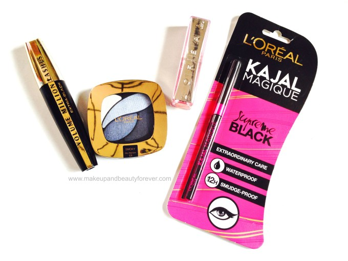 L'Oreal Paris makeup Products in India