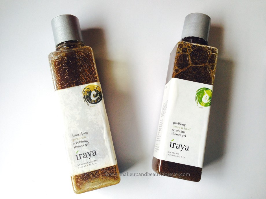 Iraya shower gel