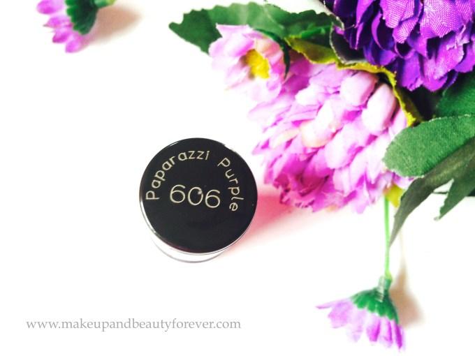 Maybelline ColorShow Glitter Mania Paparazzi Purple 606