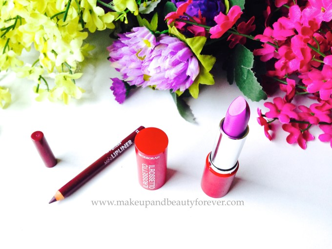 deborah milano lipstick 809