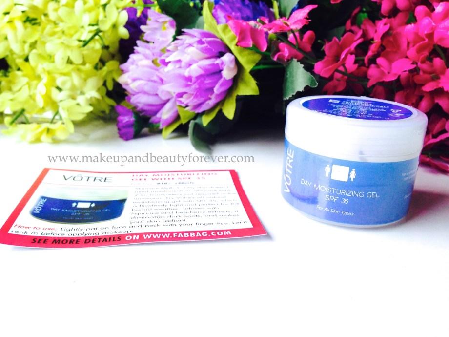 votre day moisturising gel