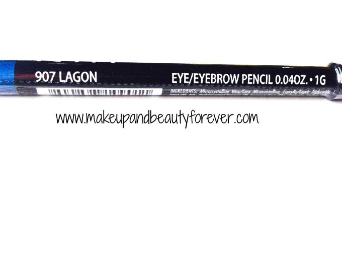 NYX eye eyebrow pencil shade 907