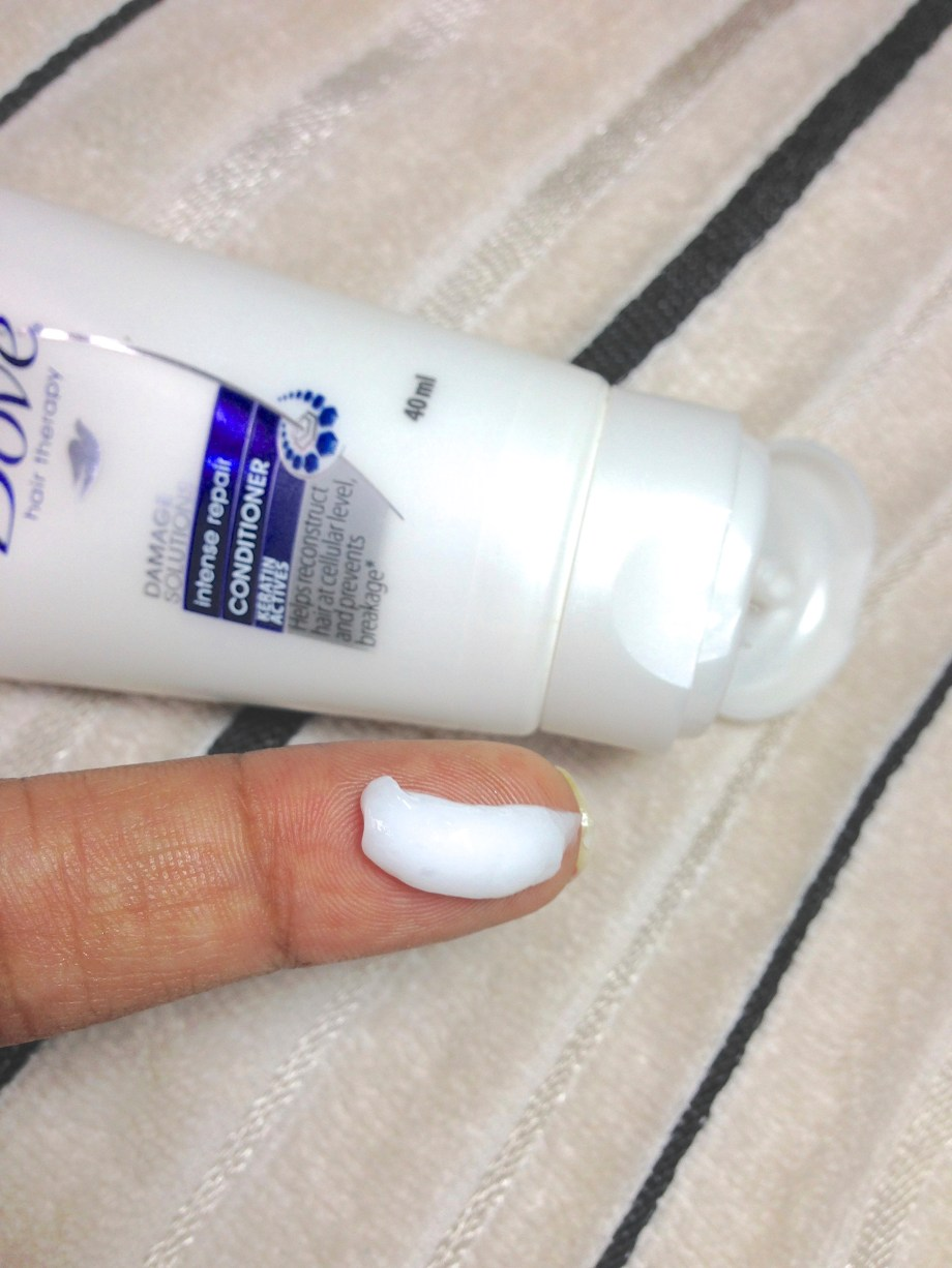 Dove Intense Repair Conditioner Review