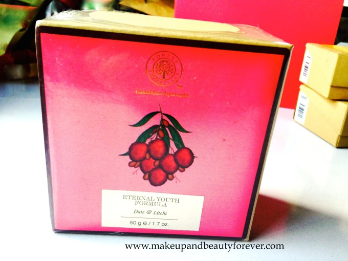 Forest Essentials Eternal Youth Formula Date and Litchi