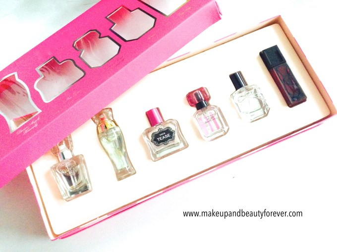 Victoria's Secret 6 Perfume Gift Set