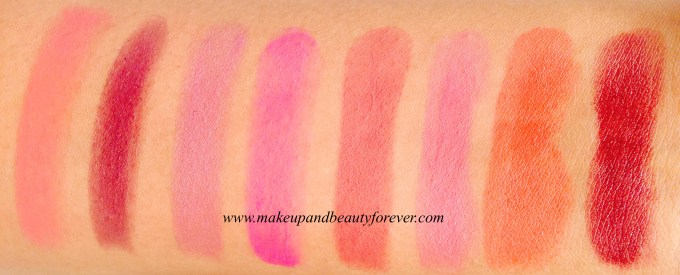 Revlon Super Lustrous Lipstick Review Shades Swatches