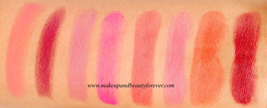 All Revlon Super Lustrous Lipstick Review, Shades, Swatches, Price and Details