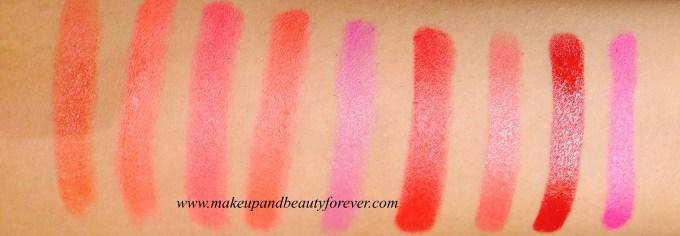 Colorbar Take Me As I Am Lipstick Mischievous Wine 08 Colorbar Take Me As I Am Lipstick Pure Coral Colorbar Take Me As I Am Lipstick Tango Pink Colorbar Take Me As I Am Lipstick Orchid Pink