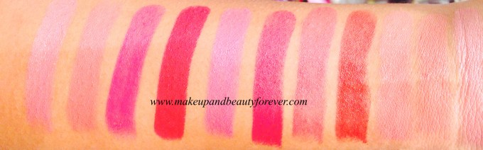 Lakme 9 to 5 Crease less Lipstick Latte Rules Lakme 9 to 5 Crease less Lipstick Apricot Ace Lakme 9 to 5 Crease less Lipstick Muave Spot Lakme 9 to 5 Crease less Lipstick Muave Progress Lakme 9 to 5 Crease less Lipstick Flaming Function