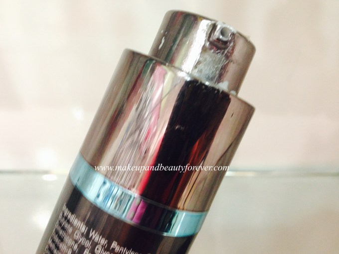 Lakme Absolute Skin Gloss Refection Serum Review, Price cost Swatch