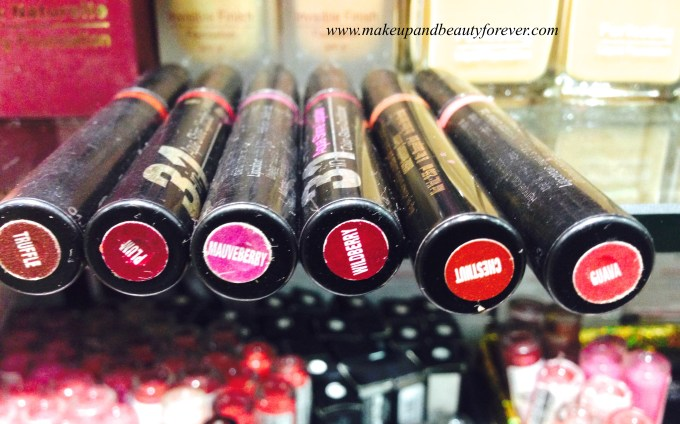 Lakme Aquashine Lip Color Review, Shades, Swatches, Price and Details