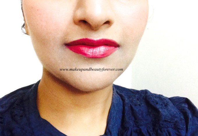 Maybelline ColorShow Lipstick Midnight Pink 111 Review, Swatch, Price, FOTD Lip
