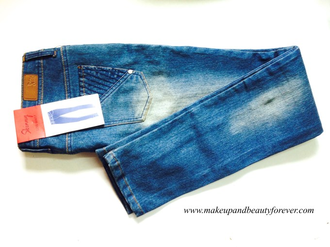 Blue Fade Jeans MBF