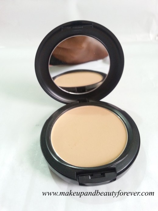 MAC Studio Fix Powder Plus Foundation Review, Swatches, FOTD MBF