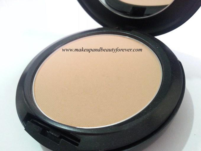 MAC Studio Fix Powder Plus Foundation Review, Swatches, FOTD