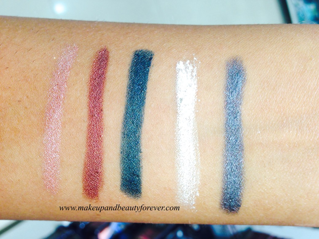 Lakme Absolute Drama Stylist Eye Shadow Crayon Review, Shades ...