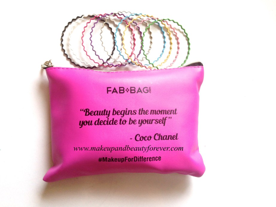 Fab Bag March 2015 Coco Chanel
