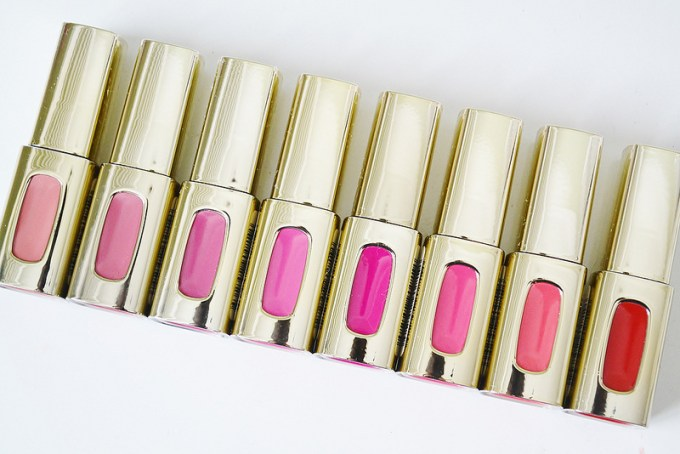L'Oreal Paris Colour Riche Extraordinaire Liquid Lipstick Review, Shades, Swatches, Price and Details India