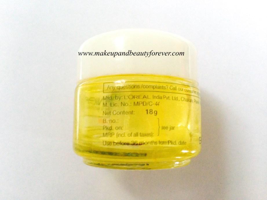 Garnier Skin Naturals Light Night Overnight Peeling Fairness Cream Review 3
