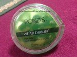 Pond's White Beauty Naturals Spot-Less Lightening Cream Review