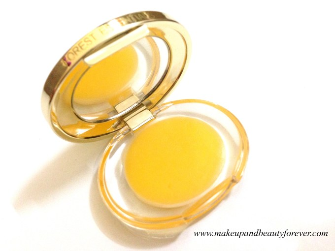 Forest Essentials Luscious Lip Balm Sweet Narangi Juice Review