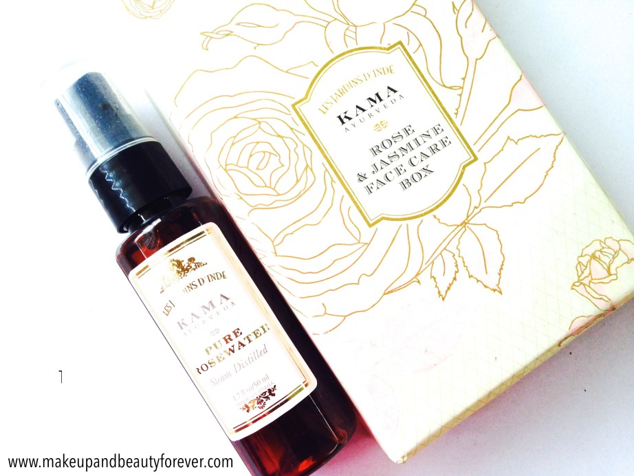 Kama Ayurveda Pure Rosewater Review 6