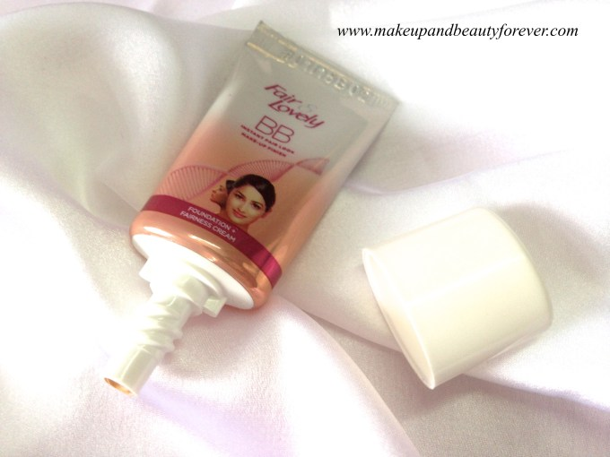 Fair and Lovely BB Cream Review 2