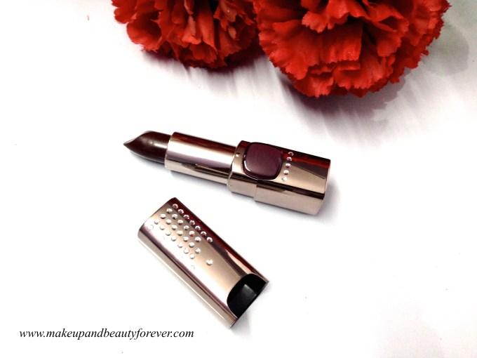 L'oreal Paris Color Riche Moist Matte Limited Edition Swarovski Lipstick PM412 Arabian Nights