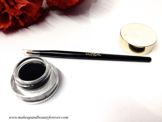 L'oreal Paris Super Liner Gel Intenza 36H in Diamond Black Eye liner