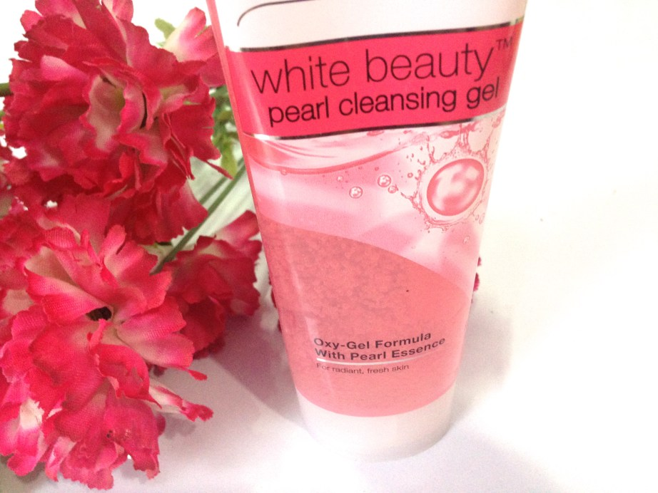 Ponds White Beauty Pearl Cleansing Gel Review beautyblog