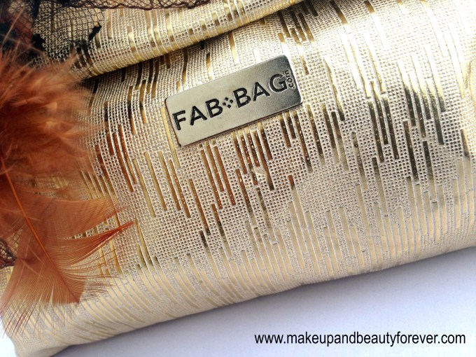 Fab Bag July 2015 Red Carpet Edition 1