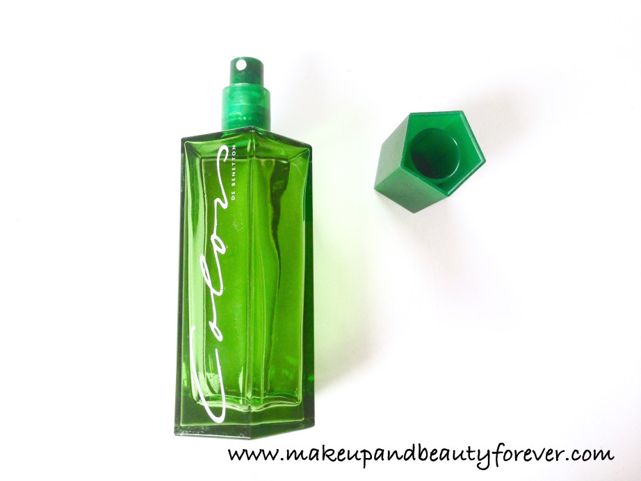 United Colors of Benetton Colors for Women Eau De Toilette Review EDT