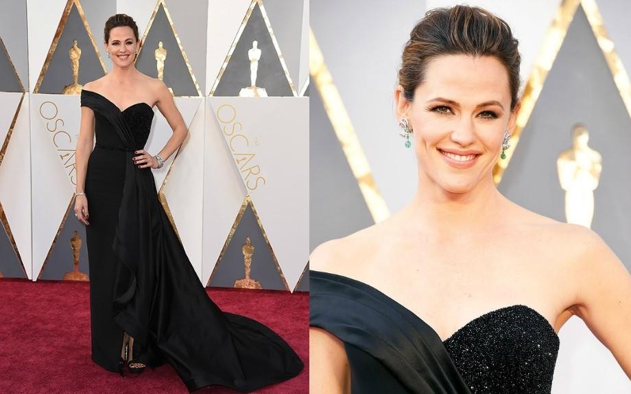 Jennifer Garner Oscars 2016 best dress