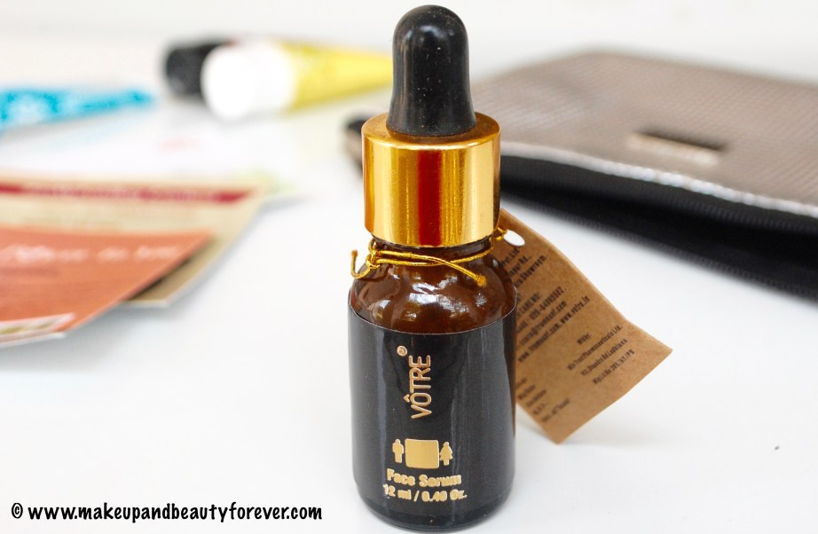 Votre Face Serum MakeupandBeauty Forever MBF