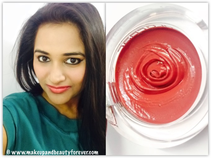 Colorbar Pout in a Pot Lipcolor 008 Charming Pink Astha Goel Astha Mbf Asthambf Rose Indian beauty Blogger