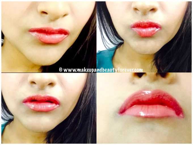Colorbar Pout in a Pot Lipcolor 008 Charming Pink Review Swatches FOTD