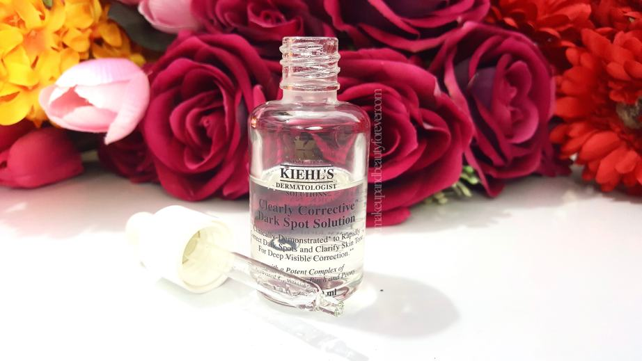 Kiehls Clearly Corrective Dark Spot Solution Review India