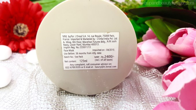 Kiehls Rare Earth Deep Pore Cleansing Masque Review Price Buy Online