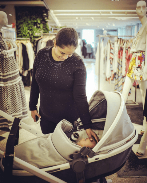Arpita Khan shopping baby Ahil Sharma