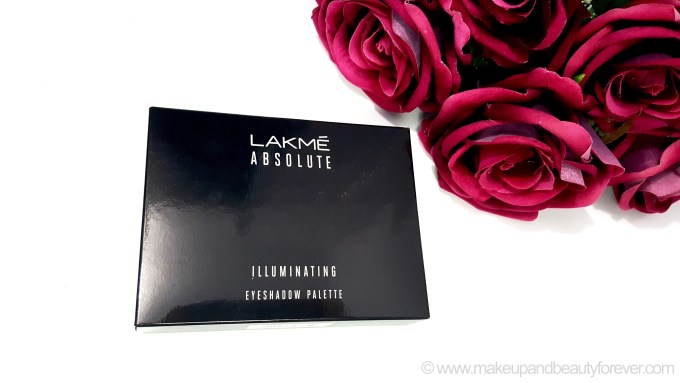Lakme Absolute Illuminating Eye Shadow Review Shades Swatches