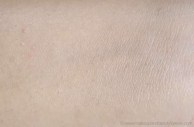 MAC Pro Longwear Concealer Review blended Swatches
