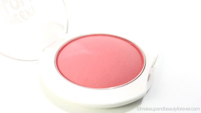 Maybelline Cheeky Glow Blush Peachy Sweetie Review MBF