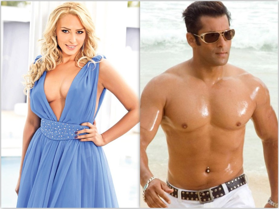 Salman Khan is getting Married here is the Bride Iulia Vantur !