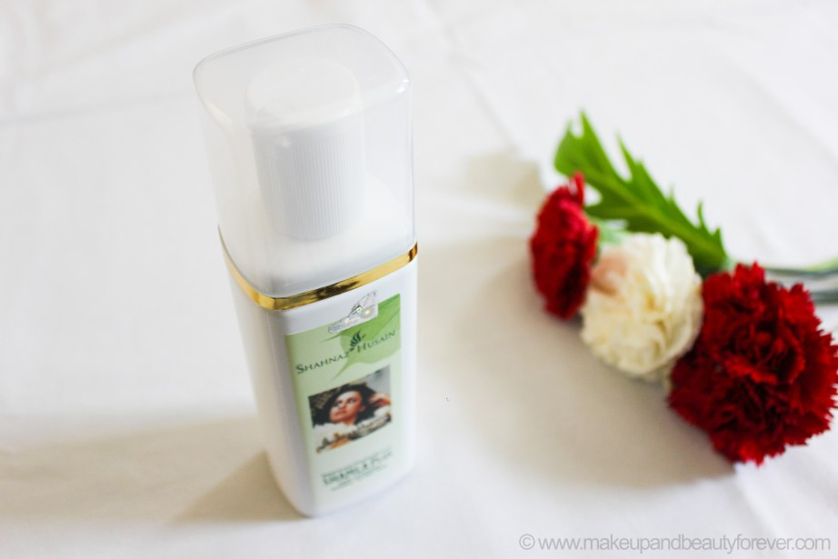 Shahnaz Husain Shamla Plus Hair Cleanser Review