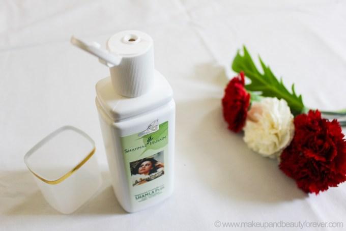 Shahnaz Husain Shamla Plus Hair Cleanser Review