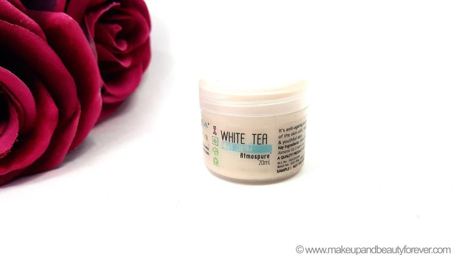 The Nature's Co. White Tea Night Cream