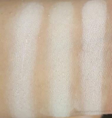 Anastasia Beverly Hills Contour Kit Light Medium Review Vanilla Banana Sand Swatch