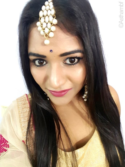 Eid Makeup Look Natural and Wearable Dr Astha Goel