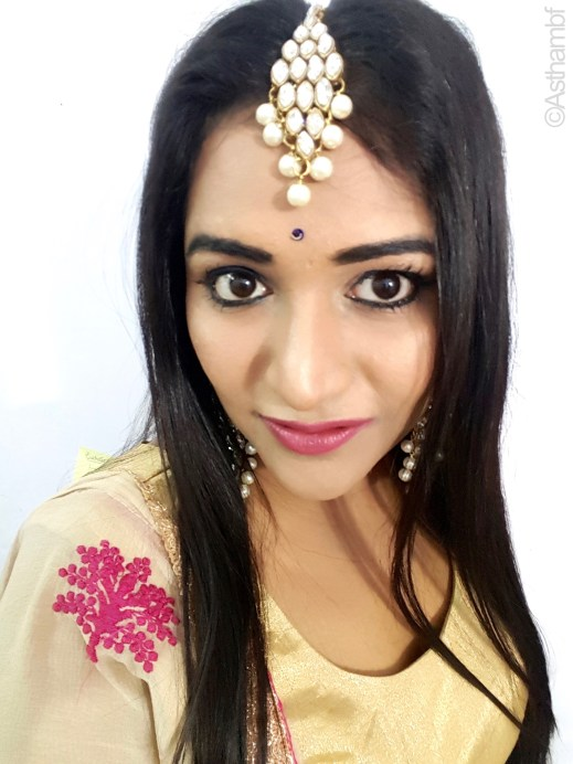 Eid Makeup Look Natural and Wearable Dr Astha mbf