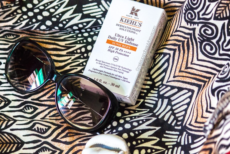 Kiehl's Ultra Light Daily UV Defense Sunscreen SPF 50 PA Review
